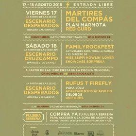 LOS EXITOSOS RUFUS T. FIREFLY PRESENTAN 'LOTO' ESTE SÁBADO EN EL SIERRA ROCK FEST DE BEAS DE SEGURA