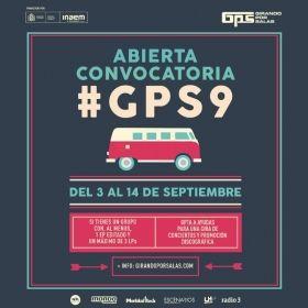 ÚLTIMOS DÍAS PARA INSCRIBIRSE EN GIRANDO POR SALAS #GPS9