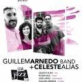 ESTE PRÓXIMO SÁBADO DÍA 15 EL AULA MAGNA DE LA UNIVERSIDAD DE JAÉN ACOGE EL CONCIERTO 'GUILLERMO ARNEDO BAND & CELESTE ALÍAS', 'CLUB DE JAZZ UJA'