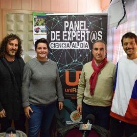 'UNIRADIO JAÉN' MUESTRA LA SOLIDARIDAD DEL ALUMNADO DE LA UNIVERSIDAD DE JAÉN EN LA 'XXXVI CARRERA INTERNACIONAL NOCHE DE SAN ANTÓN'