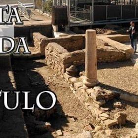 ESTE PRÓXIMO SÁBADO DÍA 26 DE ENERO 'NUEVA ACRÓPOLIS JAÉN' PROPONE UNA VISITA AL CONJUNTO ARQUEOLÓGICO DE CÁSTULO