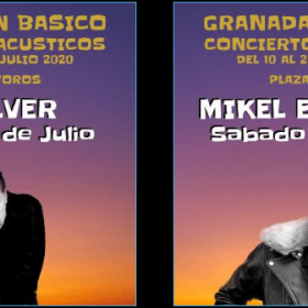 REVOLVER Y MIKEL ERENTXUN CLAUSURAN ESTE FIN DE SEMANA EL CICLO 'GRANADA EN BÁSICO'