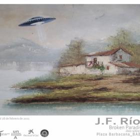 EL CENTRO RENACE CONTEMPORARY ART ACOGE 'BROKEN PARADISES' DE J.F. RÍOS HASTA EL 28 DE FEBRERO