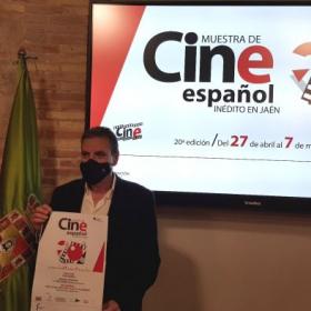 LA XX MUESTRA DE CINE ESPAÑOL INÉDITO DE LA DIPUTACIÓN TRAERÁ A JAÉN 12 PELÍCULAS DEL 27 DE ABRIL AL 7 DE MAYO