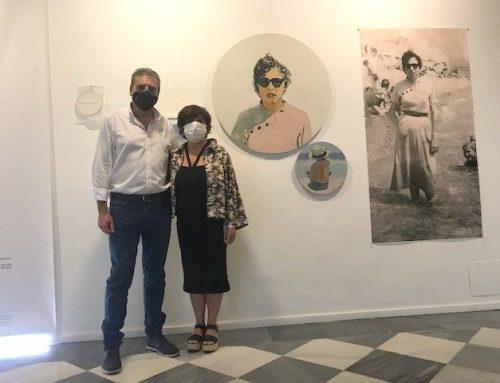 EL CENTRO CULTURAL 'BAÑOS ÁRABES' DE LA DIPUTACIÓN DE JAÉN ACOGE HASTA EL 4 DE SEPTIEMBRE UNA EXPOSICIÓN DE CELIA CUESTA