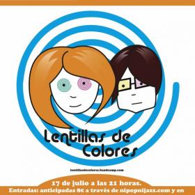 Esta noche en Los directos de niPOPniJAZZ: Lentillas de colores en Sala La Mecánica